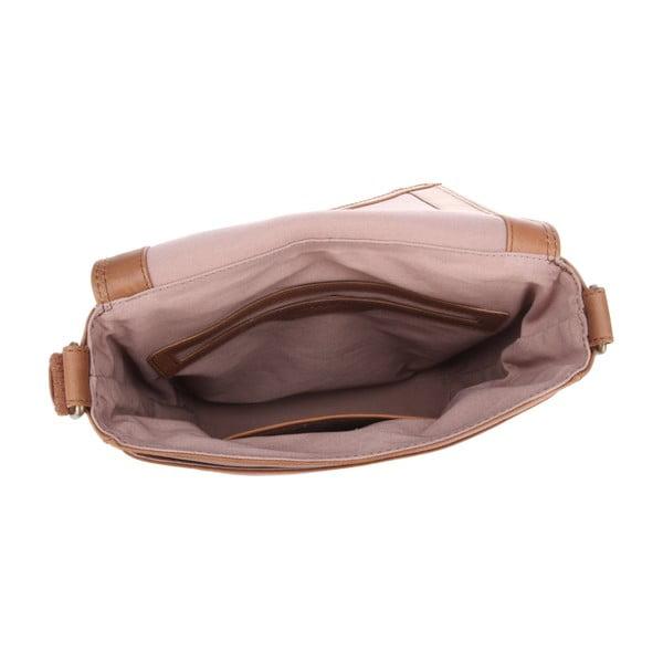 Skórzana torba Jolly Chestnut