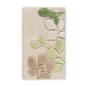 Piaskowy dywanik łazienkowy Confetti Bathmats Babilon, 70x120 cm