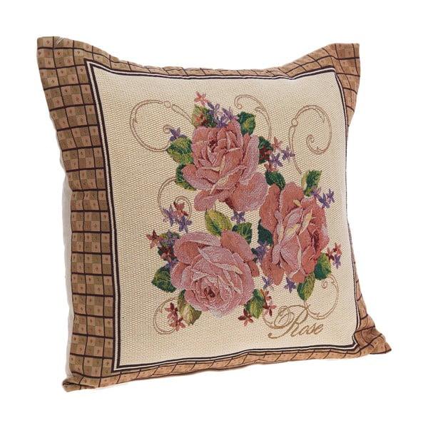 Poduszka Vintage Roses, 45x45 cm
