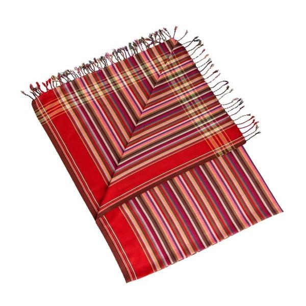 Ręcznik/pareo Metin Red, 100x178 cm