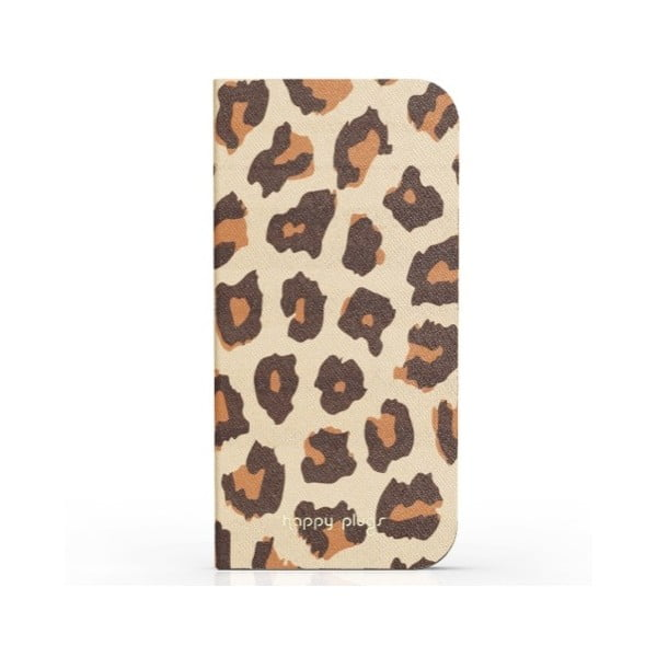 Pokrowiec Happy Plugs na iPhone 5 Leopard