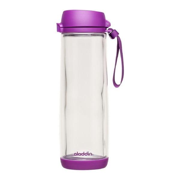 Szklana butelka Aladdin 530 ml, fioletowa