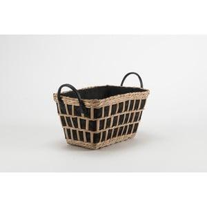 Koszyk pleciony Compactor Seagrass, 44x32cm