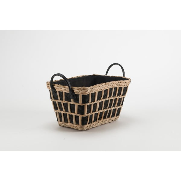 Koszyk wiklinowy Compactor Seagrass, 44x32cm