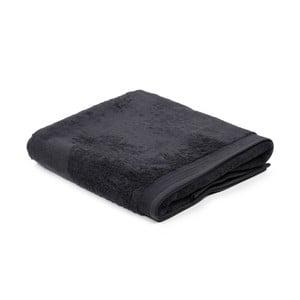 Ciemnoszary ręcznik Lilly,100x150cm