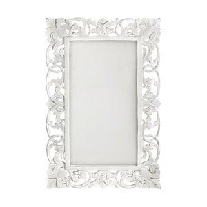 Lustro ścienne Bianco Antico, 60x90 cm