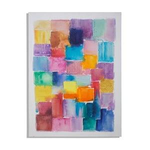 Obraz ręcznie malowany Mauro Ferretti Wow, 90x130cm