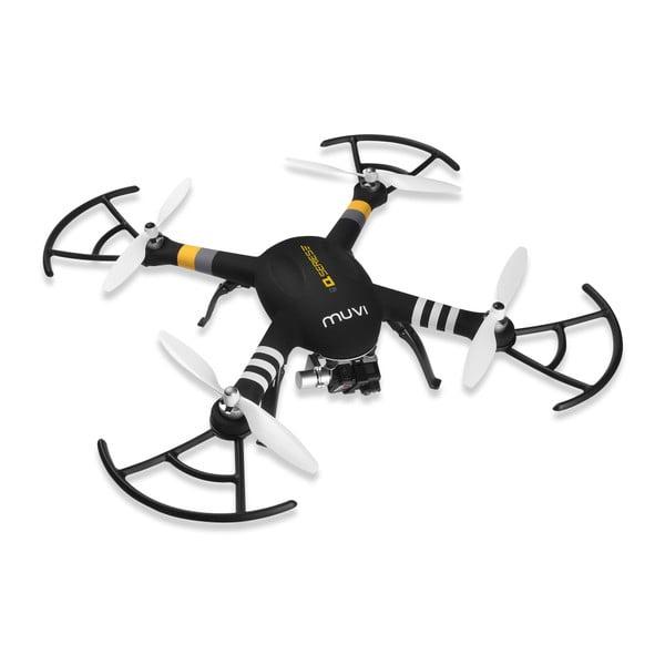 Dron ze stabilizatorem 3-Axis Gimbal Veho Muvi Q-Series Q-1