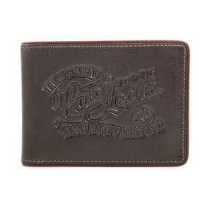 Skórzany portfel Lois Jeans Steve, 11x8 cm