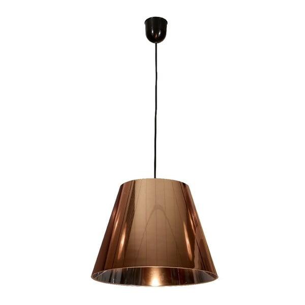 Lampa sufitowa Platino, miedziana