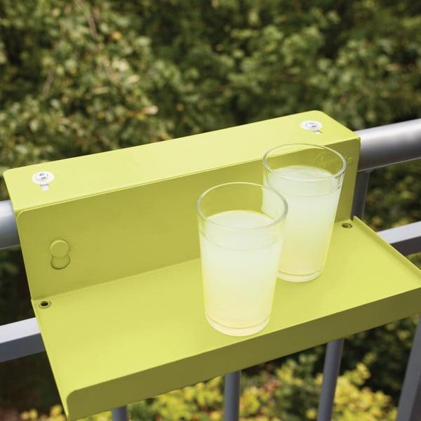Zestaw 2 półeczek na balustradę Esschert Design Magic