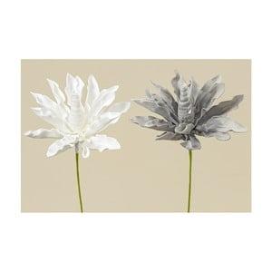 Zestaw 2 sztucznych kwiatów dekoracyjnych Boltze