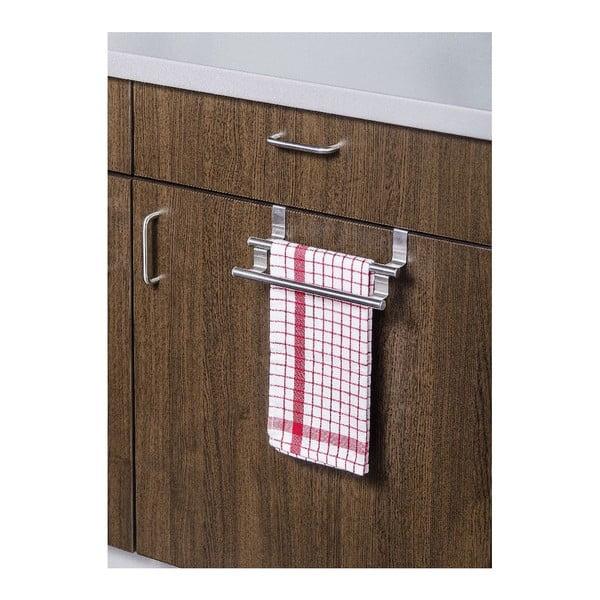 Uchwyt na ścierki kuchenne Wenko Towel Rod