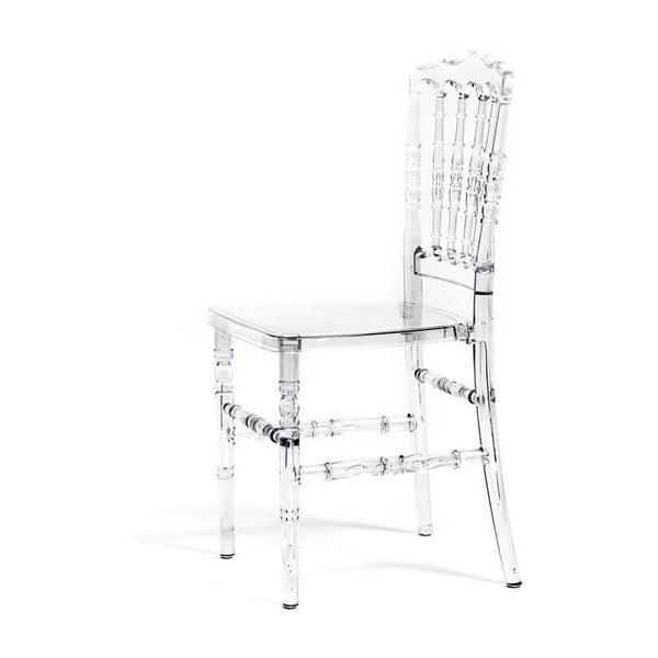 Krzesło Napoleon Transparent