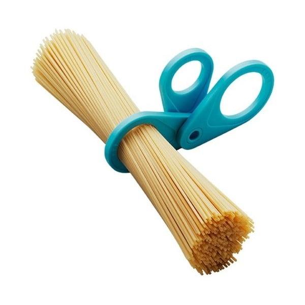 Miarka do spaghetti Doser, niebieska
