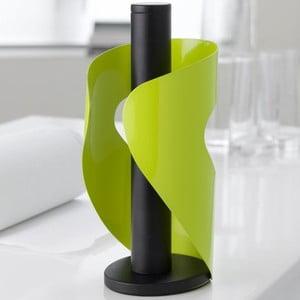 Serwetnik Pisa, green/black