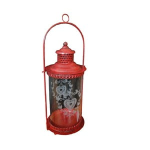 Lampion Classic Red Chalet