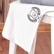 Ręcznik Natural Organic Creamy, 80x150 cm