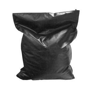 Worek do siedzenia Overseas Vintage Leather Black