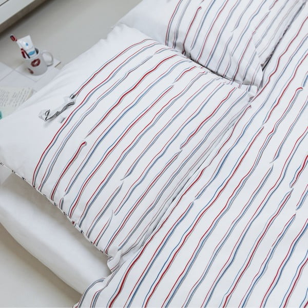 Pościel Snurk Toothpaste, 140x200 cm