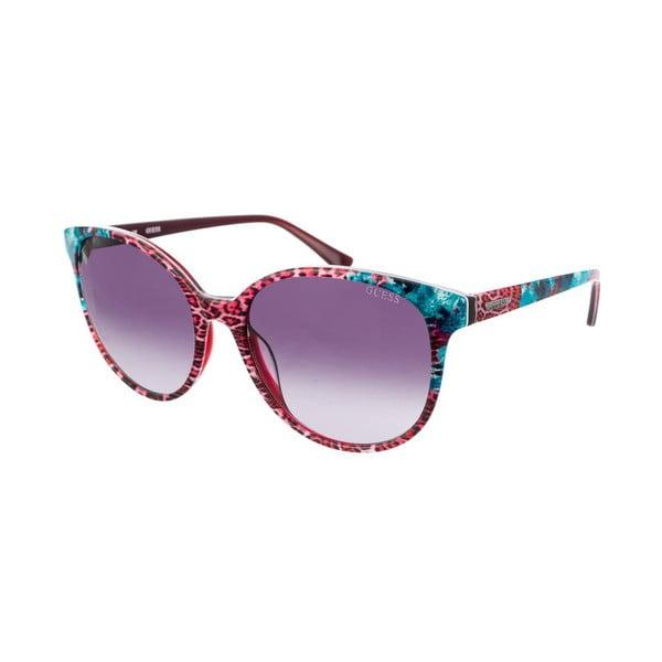 Damskie okulary przeciwsłoneczne Guess 383 Verde