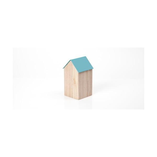Jasnoniebieskie pudełko House Medium
