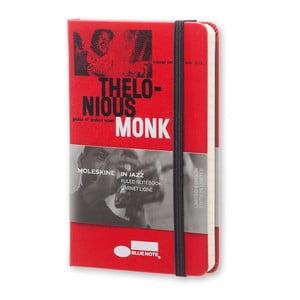 Notatnik Moleskine Blue Note Records, mały, w linie