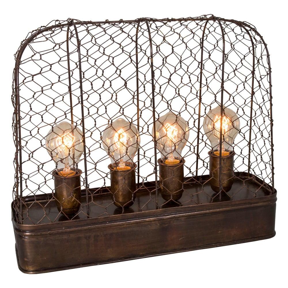 Lampa stołowa Antic Line Grillagée Lumieres