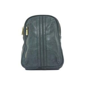Plecak Bobby Black - niebieski, 18x26 cm