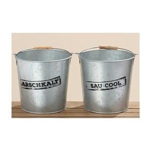 Zestaw 2 wiaderek Boltze Bucket