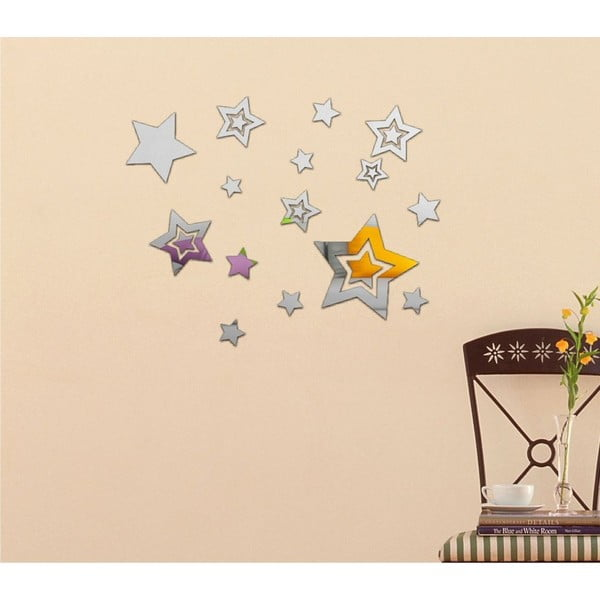 Lustro dekoracyjne Stars