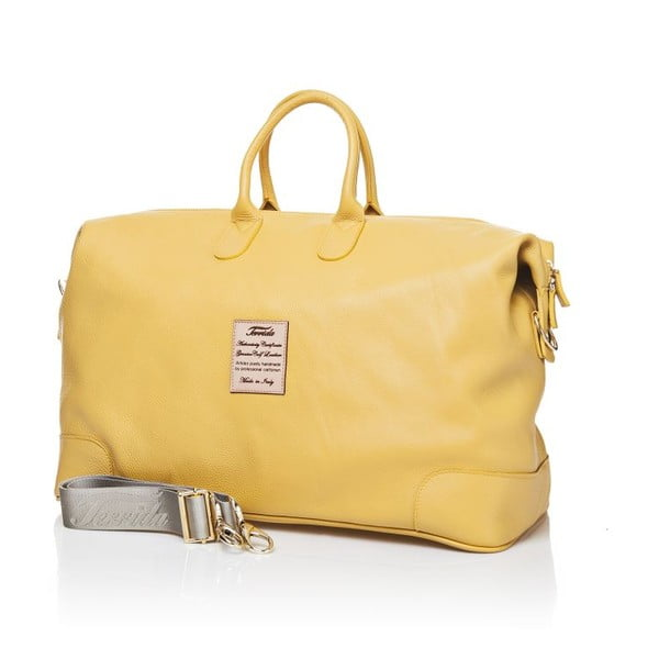 Torba Duffle Yellow