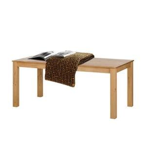 Stół do jadalni z drewna sosnowego Støraa Tommy, 160x90cm