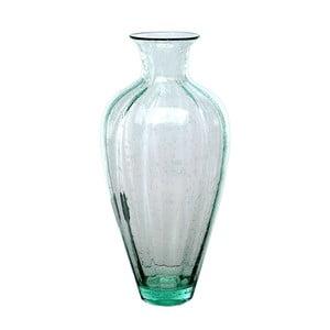 Szklany wazon Dino Bianchi Trieste, wysokość40cm