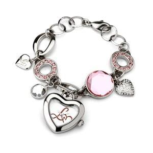 Zegarek Lipsy London Pink Charm
