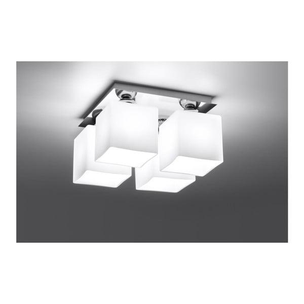 Lampa sufitowa Nice Lamps Square Chrom 4