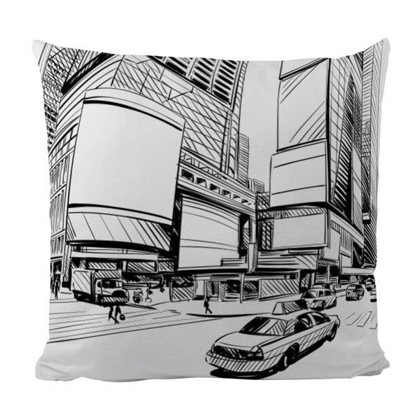 Poduszka New York, 50x50 cm