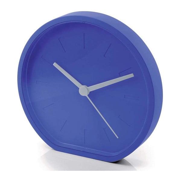 Zegar SIDE, niebieski