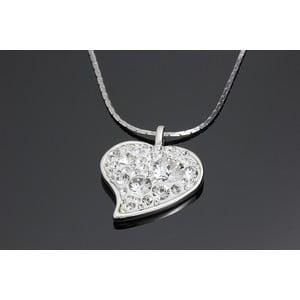 Naszyjnik Swarovski Hearty Crystal