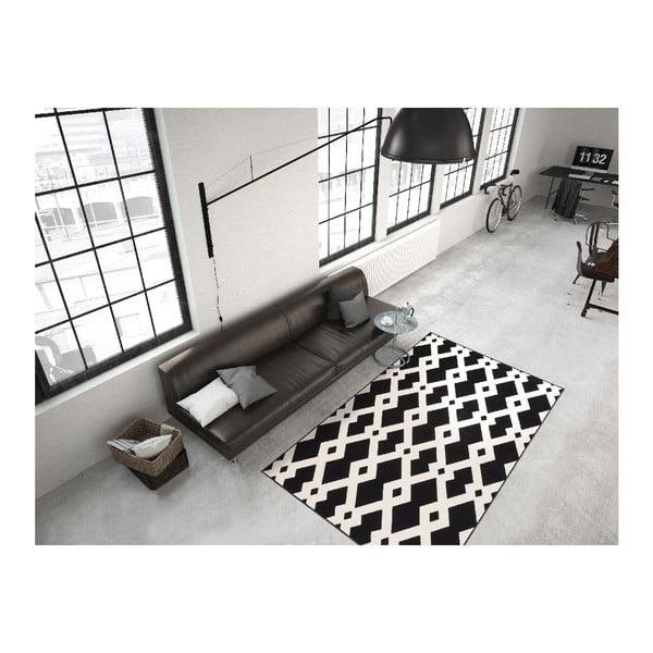 Dywan Stella 100 Black White, 120x170 cm