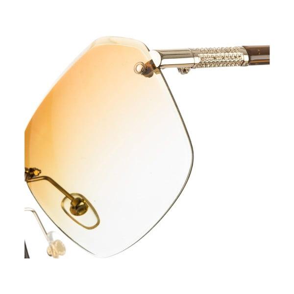 Okulary przeciwsłoneczne damskie Michael Kors MKS913 Gold