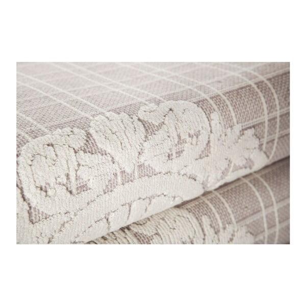 Zestaw 2 ręczników Eftelya Rose, 50x90 cm