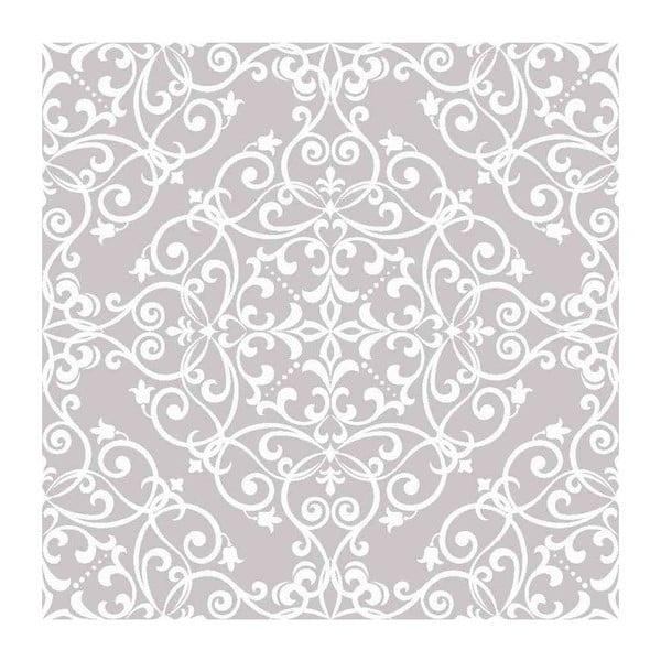 Pościel Lorne Gris, 200x200 cm