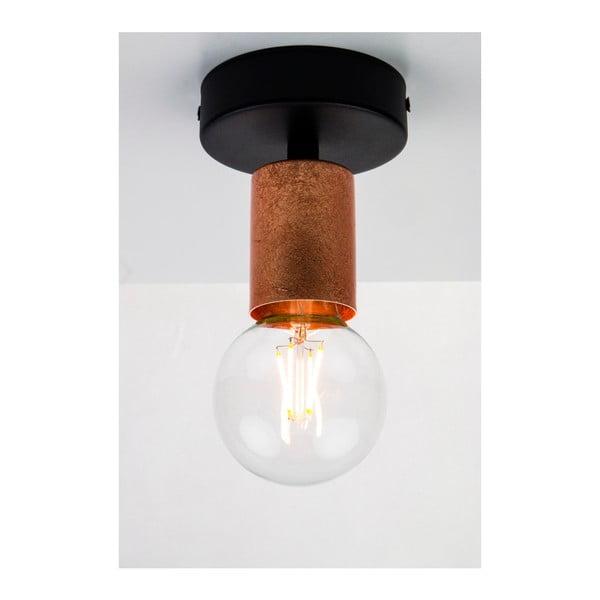 Lampa sufitowa w kolorze miedzi Bulb Attack Cero