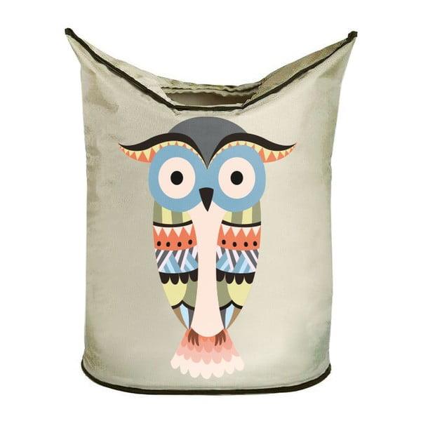 Kosz na bieliznę Tribal Owl