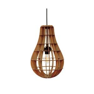 Lampa Bulbo, naturalna