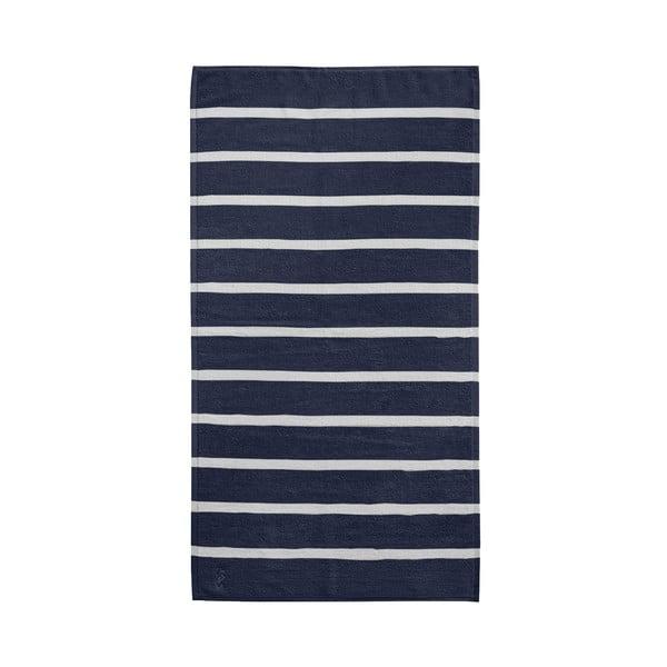 Komplet   3 ręczników Menton Indigo, 60x110 cm