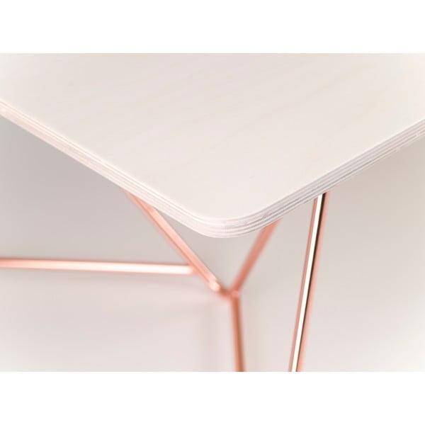Blat stolika Flat Coffee, 110x70 cm