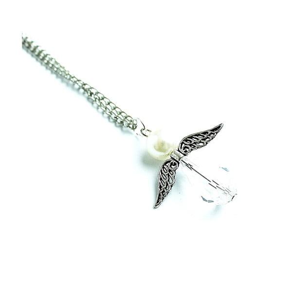 Naszyjnik Angel With Pearl