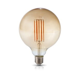 Żarówka LED Kobi Round FST64, 7W 2700K